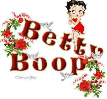 Betty boop plaatjes