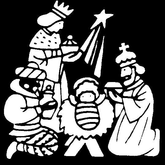 Drie koningen plaatjes