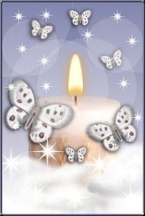 Kaarsen plaatjes