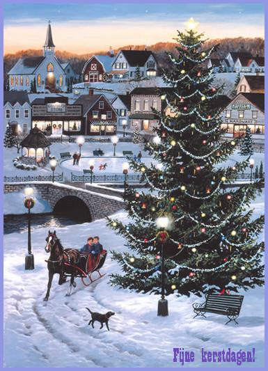 Fijne kerstdagen wensen